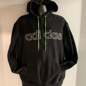 Adidas Hooded Jacket Men's XL